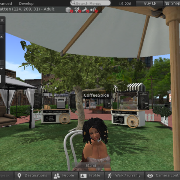 CoffeeSpice Resident Profile Image