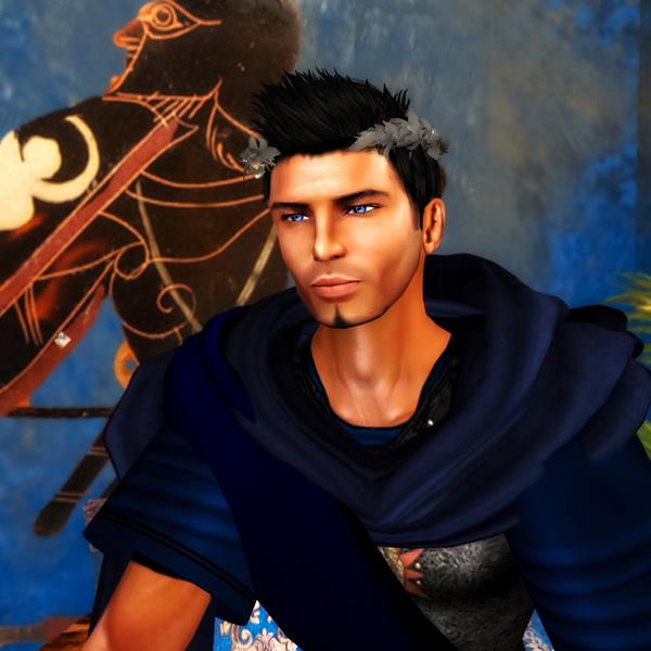 Tybalt Caproni Profile Image